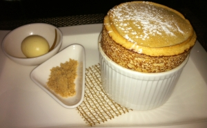 Toffee souffle