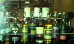 whiskey trolley