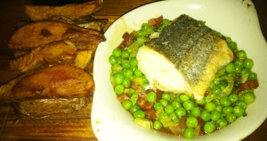 Pan Fried Hake